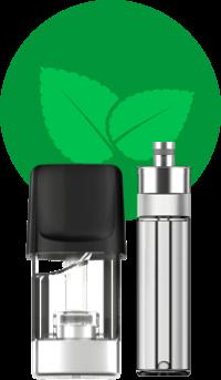 menthol bottle